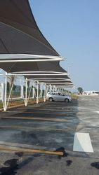 Fabric Tensile Structure Roof