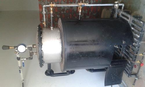 Mild Steel Boiler at Rs 70000 /piece | बायलर - Smart Kitchen ...