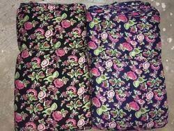 Flower Rayon Print