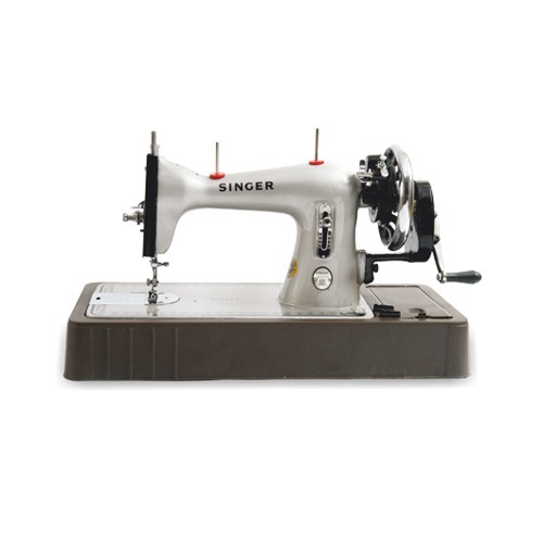 Singer Straight Stitch Domestic Silver Girl Foot Sewing Amazing Singer Hand Sewing Machine