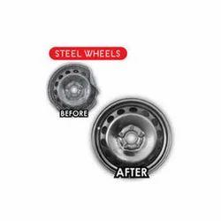 Steel Rim Repair Service