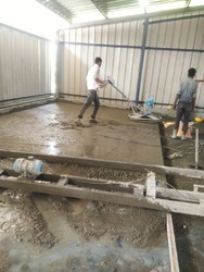 Self Leveling Epoxy Coatings Tremix Flooring Service, In Maharashtra, Grade Standard: Industrial Grade