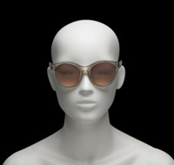 Fastrack Protected Brown Sunglasses - P347br1f