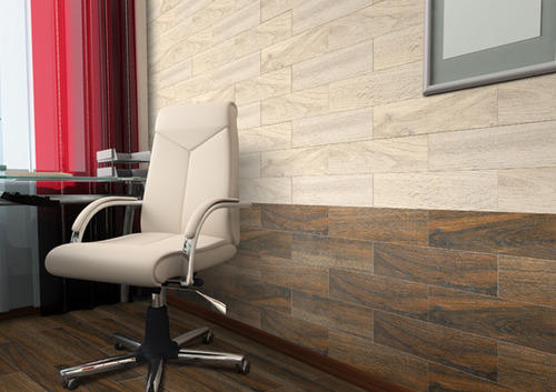Dgvt Cedar Beige Office Tiles फ ल र