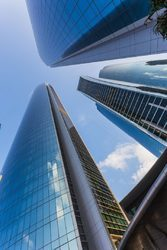 Etihad Towers Residential Construction Project