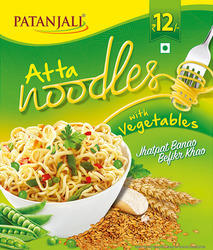 Atta Noodless With Vegetable