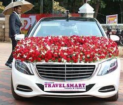 Wedding Car Decoration In Ernakulam