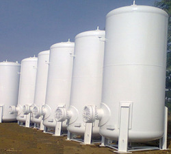 Cryogenic Gas Storage Tanks