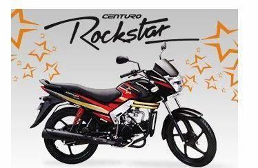 Mahindra Centuro Rockstar Bike View Specifications Details Of