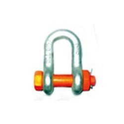 D Nut Bolt Type Shackles