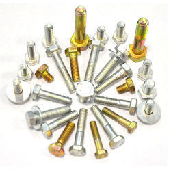Hex Bolt and Screw