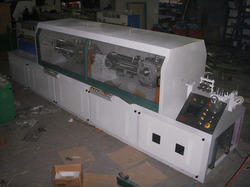 Horizontal Paper Covering Machine for Copper Strips