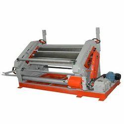 Oblique Type Corrugation Machine, Automation Grade: Automatic