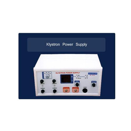 Microwave Lab Klystron Power Supply Manufacturer From