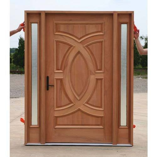 Main door wood main door designs images lovely modern for Wooden double door designs for main door