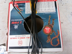 Electric Wire Fitting