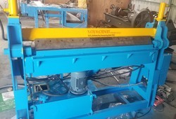 Hydraulic Sheet Folding Machine