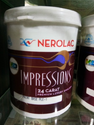 Rich Smooth Nerolac Impressions 24 Carat Luxury Emulsion Paint, For Interior Walls, Packaging Size: 20 L