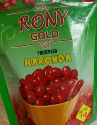 rony brand red Candid Karonda Charry, Packaging: Packet and Box