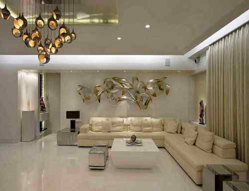 Living Room Luxury Interior Design In Dharampeth Extension Nagpur Id 10679779988