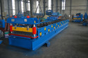 Trapezoid Roof Tile Roll Forming Machine