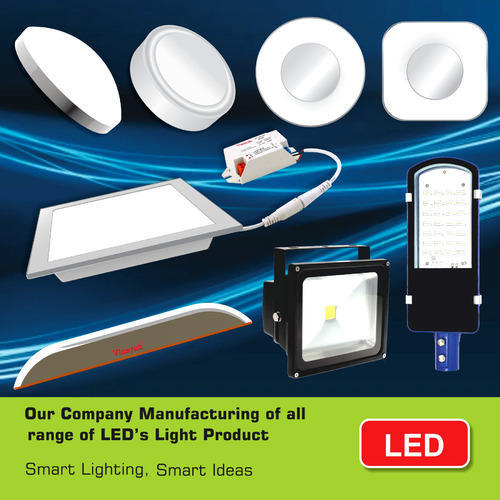 LED Range Products Lights