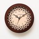 Wooden Designer Wall Clock