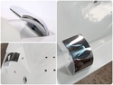 Acrylic Jacuzzi Massage Hot Bathtub