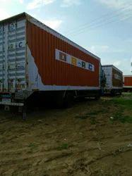 Truck Body Repairing