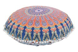 Ombre Mandala Ethnic Throw Pillow Shams