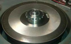 Rough And Smoth Diamond Scaife
