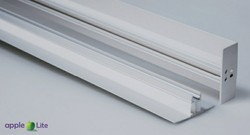 Wallwasher Surface LED Profile Housing .