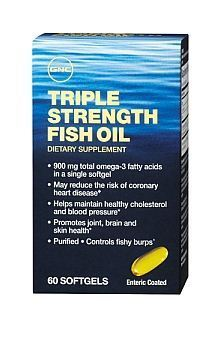 Weight Management Gnc Triple Strength Fish Oil From Chandigarh