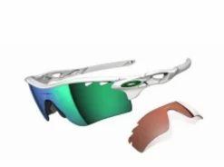 Oakley Radarlock Path Mens Sunglasses Polished White Jade