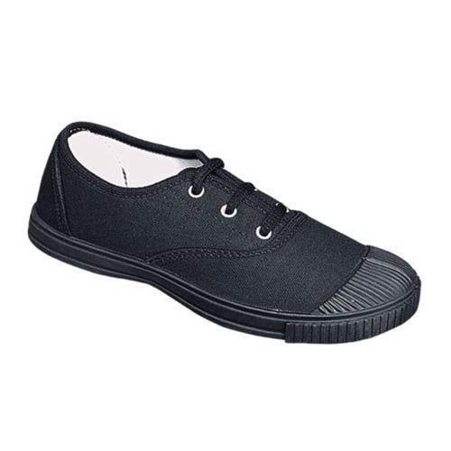 6738f830f Kayvee Footwear Black Canvas Tennis Shoes, Rs 94 /piece | ID ...