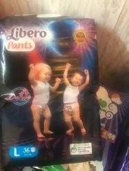 Libero Baby Diapers