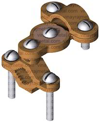 Ground Clamps with Adapter