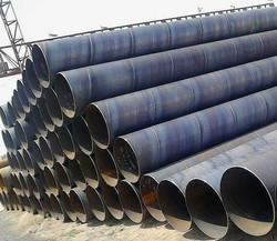Spiral Welded Steel Pipe, Thickness: 4 - 30 Mm, Material Grade: Ms Is3589 Fe410