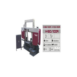 H-50 R Meter Cutting Band Saw Machine