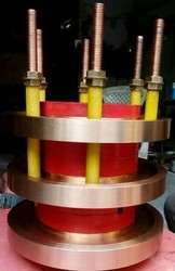Slip Ring For Kirloskar Make Motor Frame TR7