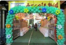 Flower Balloon Gate