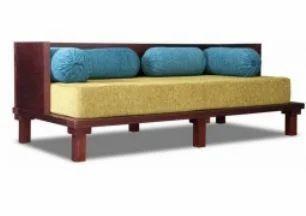 Durian Malacca Divan 3 Seater Multipurpose Sofa