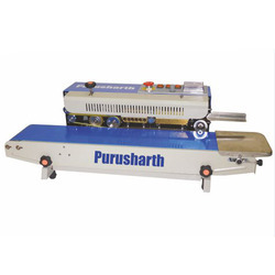 Horizontal Continuous Bag Sealing Machine