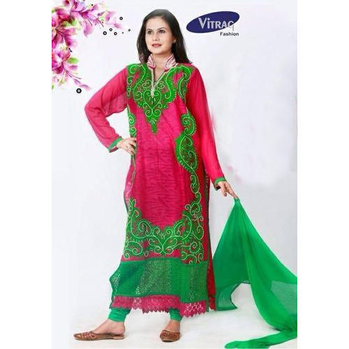 ce71aa95a8 Ladies Suits - Fashionable Ladies Suit Manufacturer from Ahmedabad