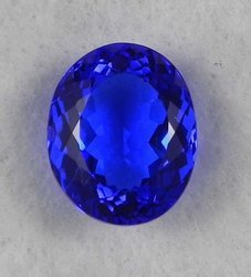 Blue Tanzanite Quartz Stone