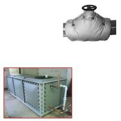 Insulation Jackets for Cold Water Tanks
