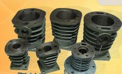 Air Gas Compressor Cylinders Pistons Of Ingersoll Rand