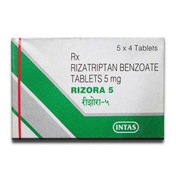 Rizatriptan Benzoate Tablets