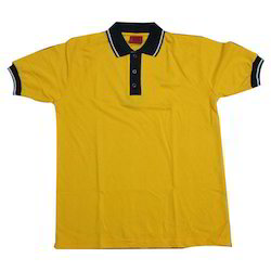 Yellow School T-Shirt