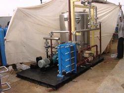 Oil Cooler Plate Heat Exchanger for Condenser